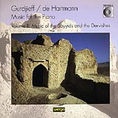 Gurdjieff/De Hartmann: Music for the Piano Vol 2
