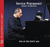 Enrico Pieranunzi (piano): 'Autour de Martinu,' Live at the Bird's Eye