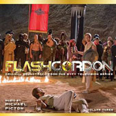 Flash Gordon, Vol. 3 [Original Television Score]