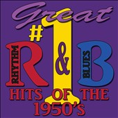 Various Artists: Great #1 R&B Hits of the 1950's