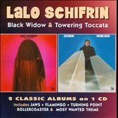 Lalo Schifrin (Composer): Black Widow/Towering Toccata *