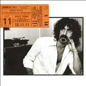 Frank Zappa/Frank Zappa & the Mothers of Invention: Carnegie Hall [3/24]