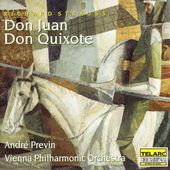 Classics - Strauss: Don Juan, Don Quixote /Previn, Vienna PO