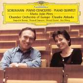 Schumann: Piano Concerto, etc / Pires, Abbado, Dumay, et al