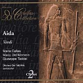 Callas Collection - Verdi: Aida / Del Monaco, Taddei, et al