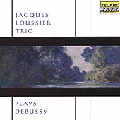 Jacques Loussier/Jacques Loussier Trio: The Music of Debussy