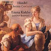 Handel: Sacred Cantatas / Emma Kirkby, London Baroque
