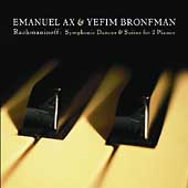 Rachmaninoff: Suites for Two Pianos, etc / Ax, Bronfman