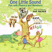 Hap Palmer: One Little Sound: Fun with Phonics and Numbers