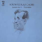Horowitz plays Chopin: Sonata no 2, Polonaises