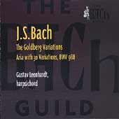 The Bach Guild - Bach: Goldberg Variations