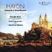 Haydn: Concerti e Divertimenti