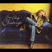 Sue Foley: Change [Digipak]