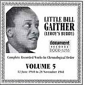 Bill Gaither (Blues Guitar): Complete Recorded Works, Vol. 5