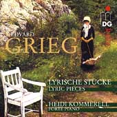Grieg: Lyric Pieces / Heidi Kommerell