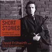 Short Stories / David Fr&uuml;hwirth, Henri Sigfridsson