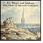 Te Deum and Jubilate Vol 2 / Choir of Norwich Cathedral
