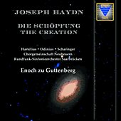 Haydn: The Creation / Guttenberg, Hartelius, Odinius, et al