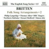 English Song Series 13 - Britten - Folksong Arrangements 2