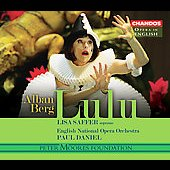 Opera in English - Berg: Lulu / Daniel, Saffer, Perry, et al