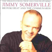 Jimmy Somerville: The Singles Collection 1984-1990