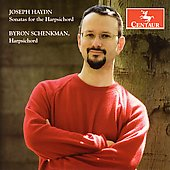 Haydn: Sonatas for the Harpsichord / Schenkman