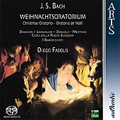 Bach: Christmas Oratorio / Diego Fasolis, I Barocchisti