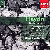Haydn: Die Jahreszeiten / Karajan, Berry, Janowitz, et al