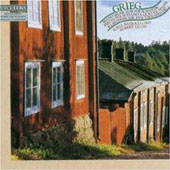 Grieg: Norwegian Dances, Old Norwegian Romance / Baekkelund