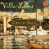 Voice of Brazil - Heitor Villa-Lobos / Bondi, Petit, et al