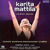 Karita Mattila - Helsinki Recital