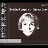 Gisela May sings Brecht Songs