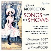 Lionel Monckton - Songs from the Shows / Corp, Bott, Suart, New London Orchestra, et al