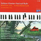 Edition Klavier-Festival Ruhr - Beethoven & Neue Klaviermusik / Davies, Scheps, Mamekawa, P&ouml;ntinen, et al