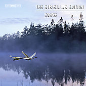The Sibelius Edition Vol 7 - Songs / Juntunen, Karlström, Groop, Kuusisto, et al