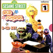 Sesame Street: Sesame Street Old School, Vol. 1 [Box]