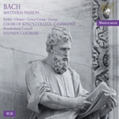 Bach: St. Matthew's Passion / Cleobury