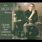 Jacques Brel: Forever [Box]