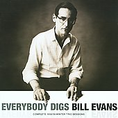 Bill Evans (Piano): Everybody Digs Bill Evans: Complete 1958/59 Winter Trio Sessions