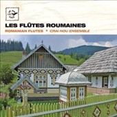 Various Artists: Air Mail Music: Romanian Flutes