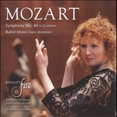 Mozart: Symphony No. 40; Ballet Music
