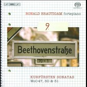 Beethoven: Complete Works For Solo Piano, Vol. 9
