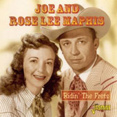 Joe Maphis/Rose Maphis: Ridin' The Frets