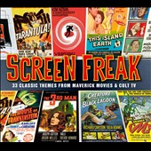 Various Artists: Screen Freak (33 Classic Themes from Maverick Movies & Cult TV)