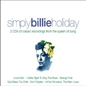 Billie Holiday: Simply Billie Holiday