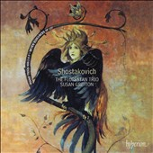 Shostakovich: Piano Trios Nos. 1 & 2; Seven Romances on Poems of Alexander Blok / Susan Gritton / Florestan Trio