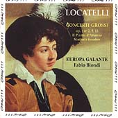 Locatelli: Concerti Grossi / Biondi, Europa Galante