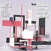 American Brass Quintet - Bolcom, Druckman, Shapey, Wright