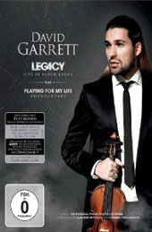Playing for My Life / David Garrett