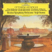 Respighi: Roman Trilogy [SHM-CD]
